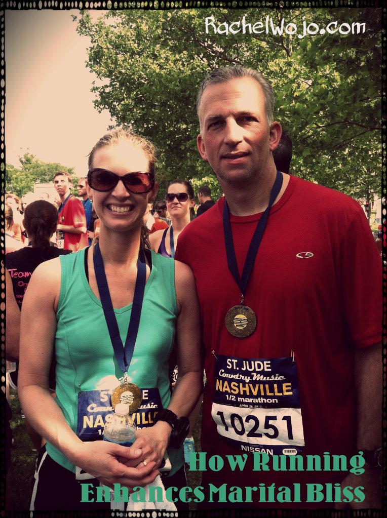 How Running Enhances Marital Bliss