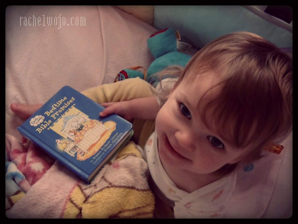 Bedtime Bible Promises Book Giveaway