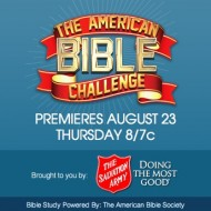 The American Bible Challenge Giveaway