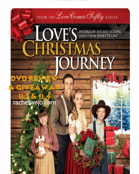 Love Comes Softly & Love's Christmas Journey DVD Giveaway