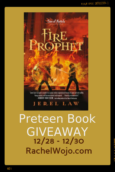 fire prophet book review and giveaway