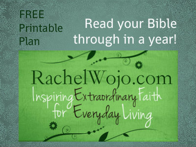 read your bible through in a year