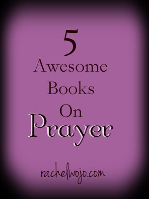 books on prayer list