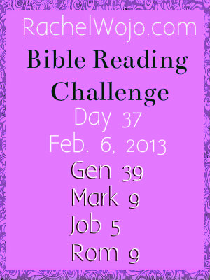 bible reading challenge day 37