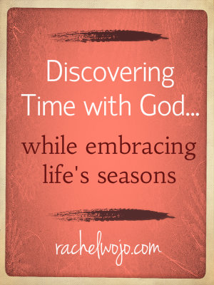 discovering time with god