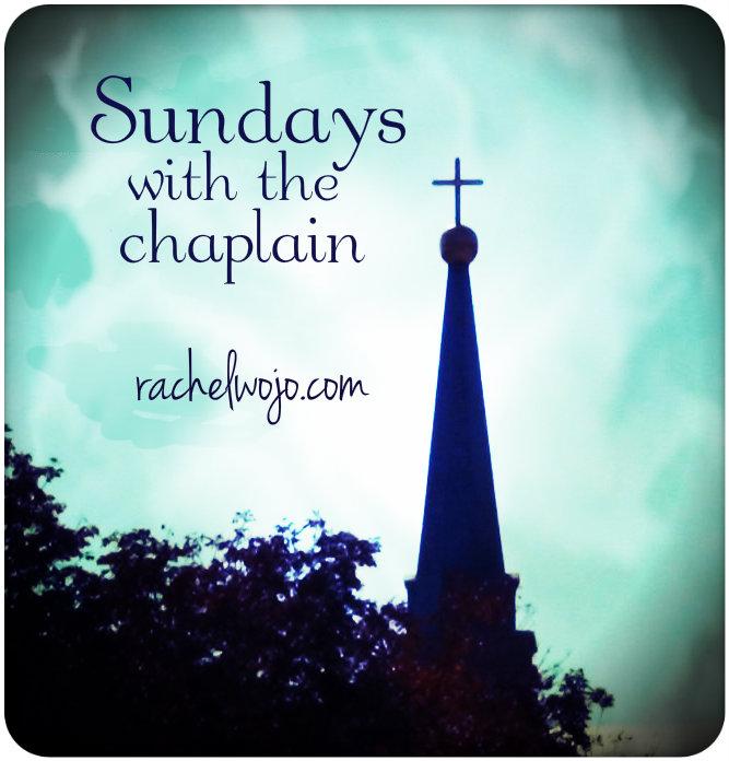 sundays with the chaplain