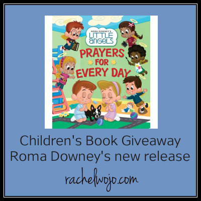 Little Angels Prayers for Every Day Book Review and Giveaway