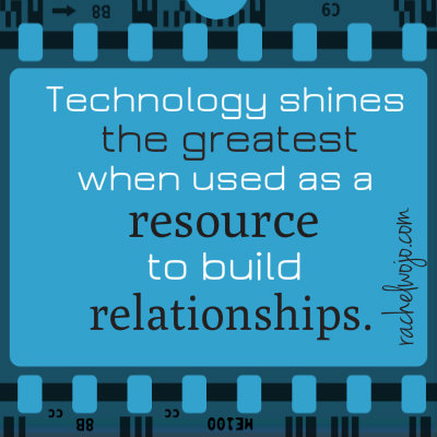 technology shines