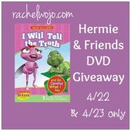 Hermie DVD Giveaway