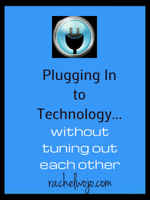 plugging in without tuning out