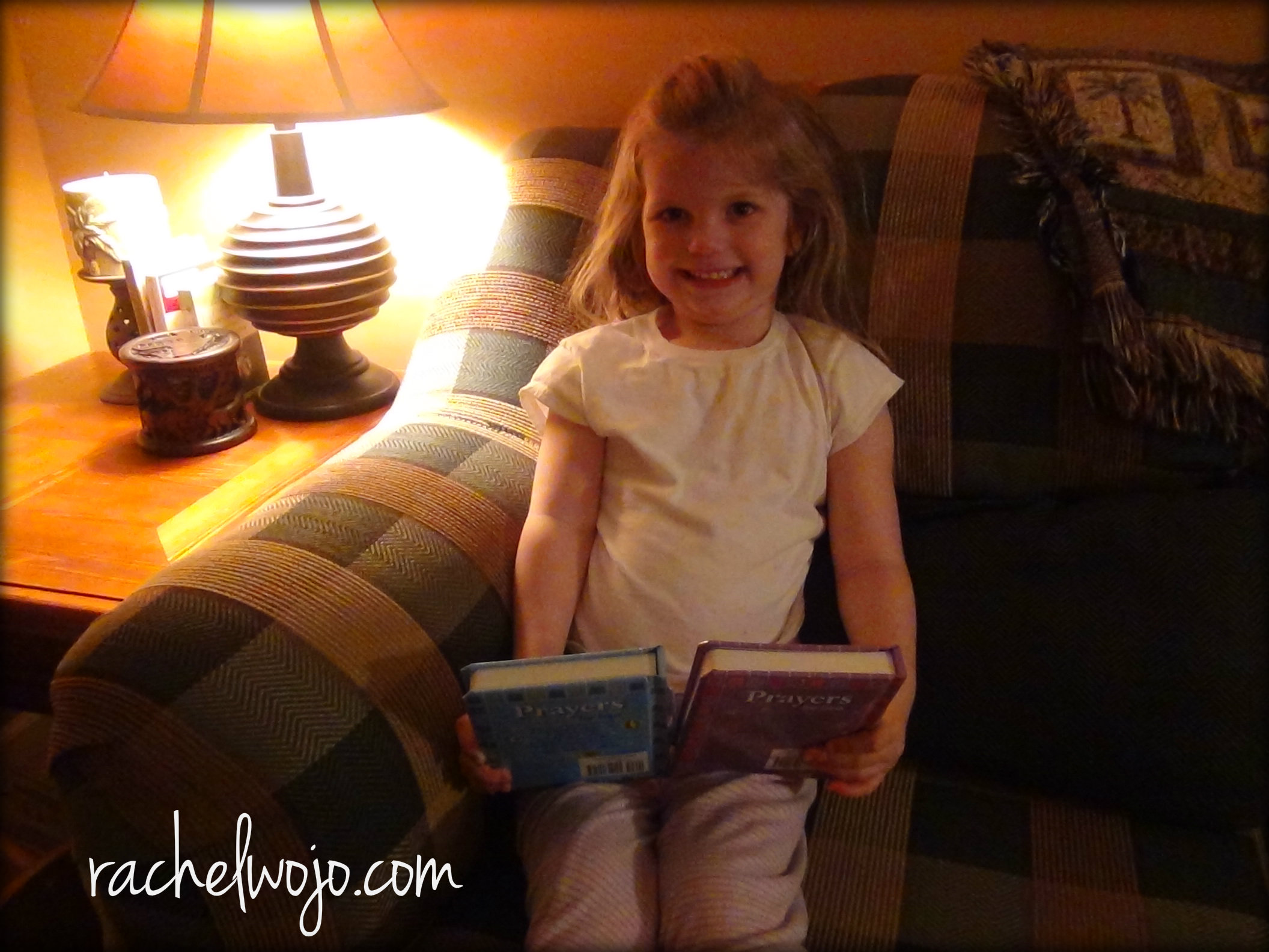 Prayer Books for Children Review &Giveaway