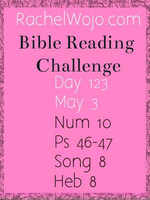 bible reading challenge