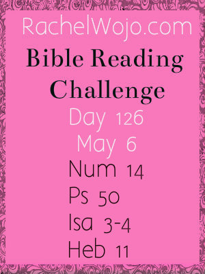bible reading day 126
