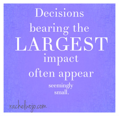 decisions bearing