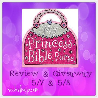 princess bible purse review