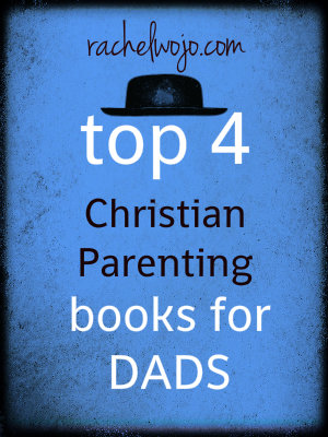 top 4 books for dads