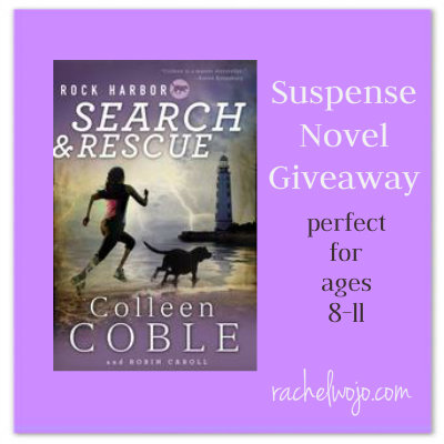 search and rescue giveaway