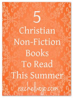 christian non-fiction books for summer