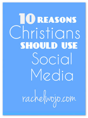 why christians should use social media