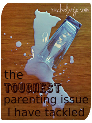 toughest parenting issue