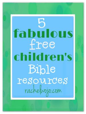 bibleresources