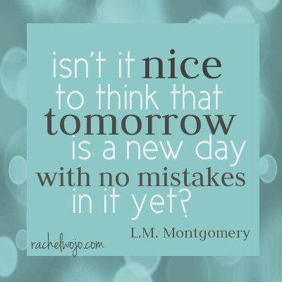 nice to think