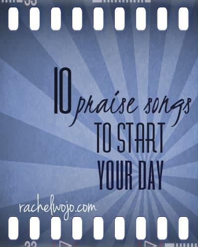 praise song list