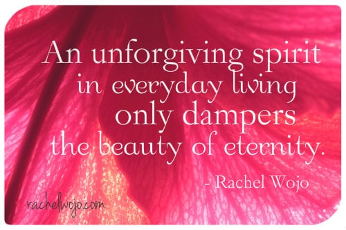 unforgiving spirit