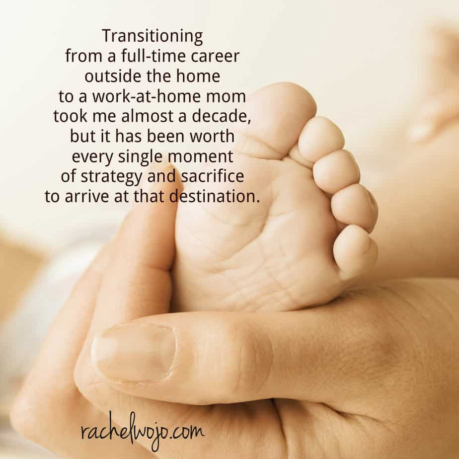 transitioning motherhood