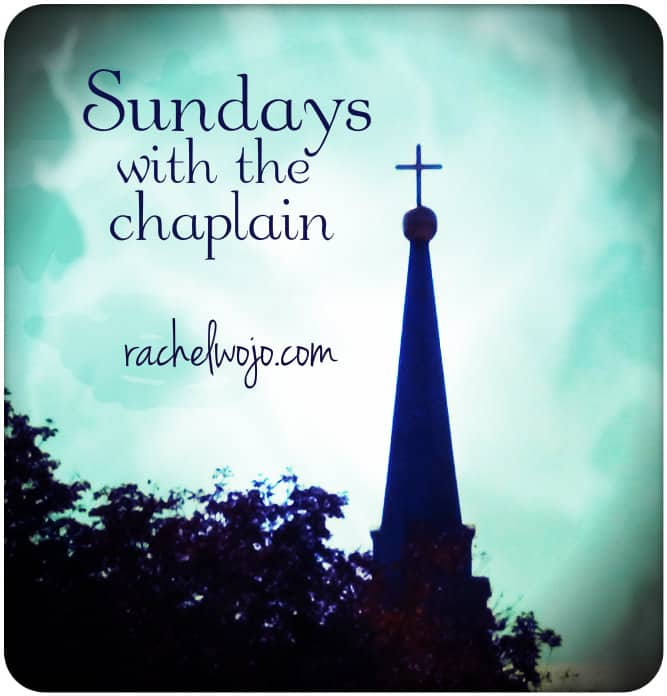 sundays with the chaplain
