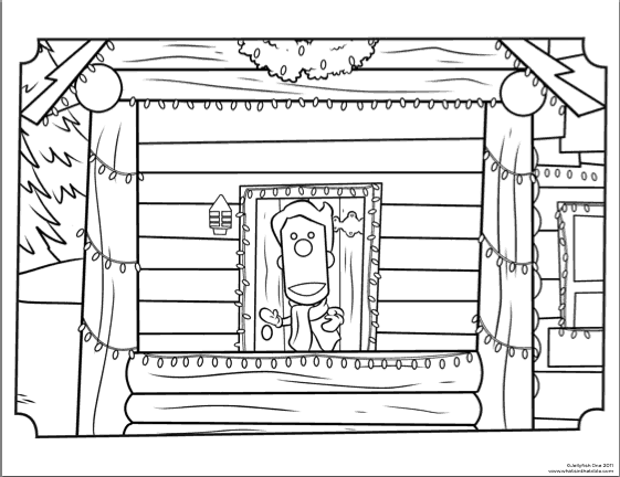 whats in the bible coloring pages