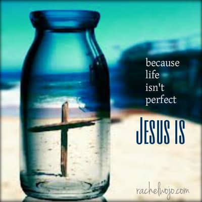 jesus is perfect