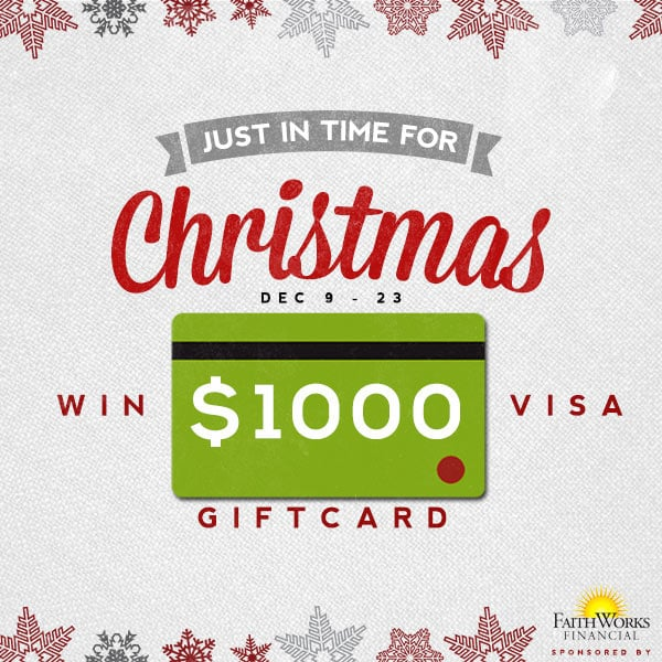 Faithworks Financial Giveaway