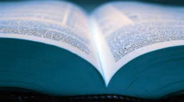 Bible sample full wide blue