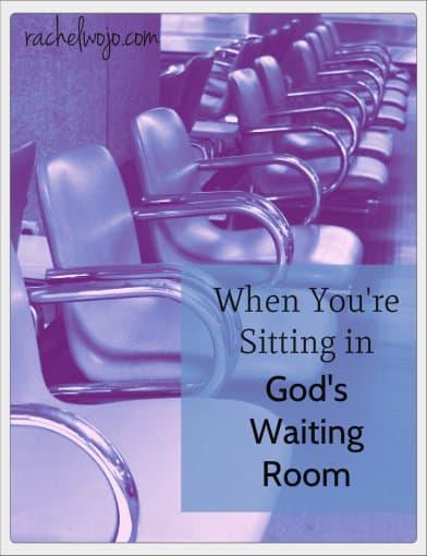 gods waiting room full