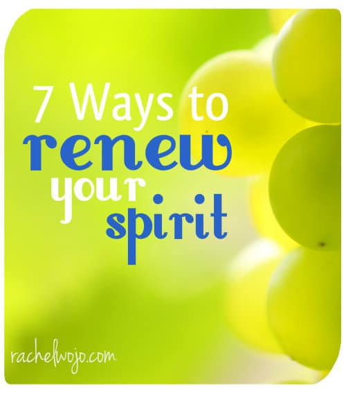 renewyourspirit