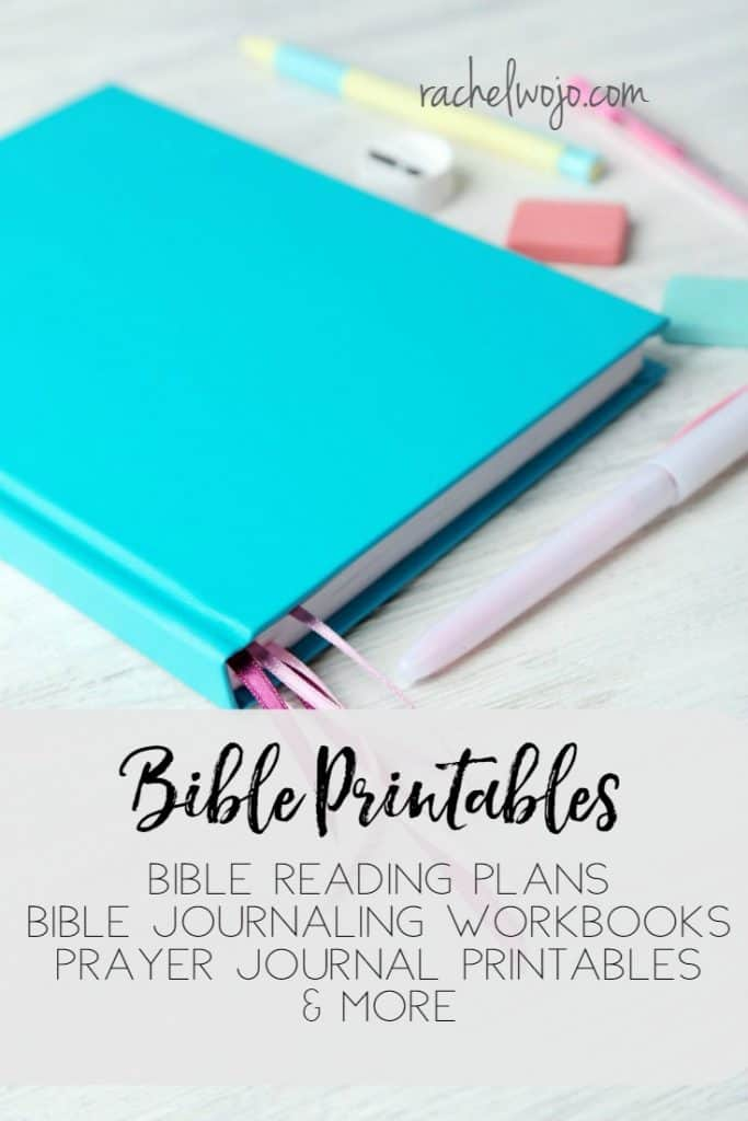 Bible Printables To Help You In Your Walk With Christ Over 20 Reading Plans