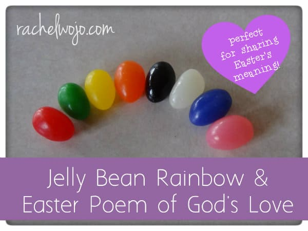 jelly bean rainbow