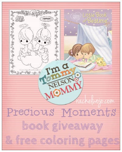precious moments giveaway