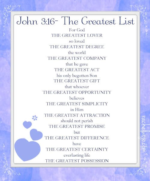 the greatest list