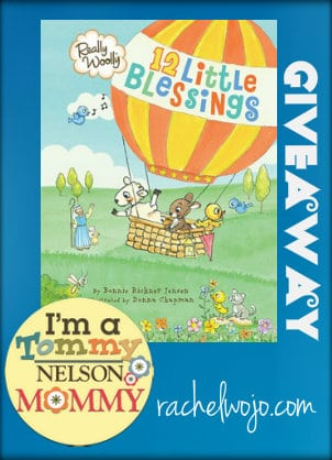 blessings book giveaway