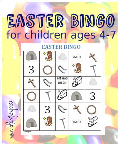 easter bingo graphic
