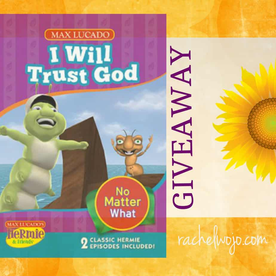 Teaching Children to Trust God in All Things