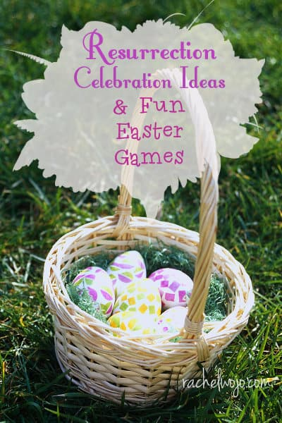 fun easter game ideas