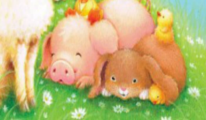 God Bless Our Easter Children's Book Giveaway