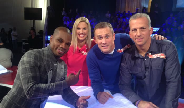 Team Lift Your Voice Hits GSN's American Bible Challenge