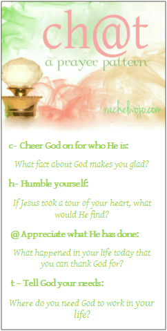 scent of prayer chat