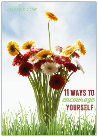 ways to encourage yourself