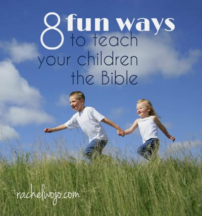 children bible fun