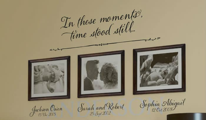 Mother's Day Wall Decal Giveaway